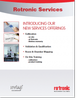 Rotronic Instrument Corp. - NEW SERVICES OFFERINGS FROM ROTRONIC