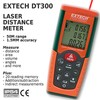 Extech Laser Distance Meter Measures Up-Image