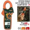 Flir Commercial Systems - EX840 CAT IV 1000A AC/DC Clamp Meter w/Infrared
