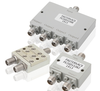 Pasternack - High Frequency Power Dividers - Low Insertion Loss