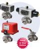 Assured Automation - 33D Series 3-Way Multiport Ball Valves