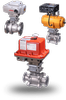 V-Series V Port Ball Valves-Image