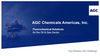 AGC Chemicals Americas, Inc. - Fluorochemicals for the Oil & Gas Industry