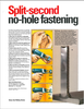 Nelson Fastener Systems - Split Second No Hole Fastening