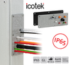 icotek GmbH - Cable entry plates for Rittal KL Junction Boxes