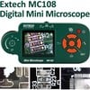 Flir Commercial Systems - Versatile Extech Digital Mini Microscope & Camera