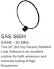 A.H. Systems Inc. - Electrostatic shielded loop antenna