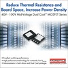 PowerTrench® MOSFETs w/ Dual Cool™ packaging-Image