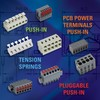 Altech Corp. - Spring Clamp and Push-in PCB Terminal Blocks