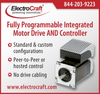 ElectroCraft PRO Series™ Integrated Motor Drive-Image