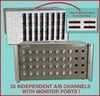 Electro Standards Laboratories - High Density 32-Chn'l AB Switch w/ Monitor Ports