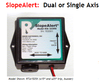 Rieker, Inc. - Dual or Single Axis SlopeAlert