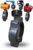 FE Series PVC Butterfly Valves-Image