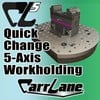 Carr Lane Manufacturing Co. - CL5 Quick-Change 5-Axis Workholding