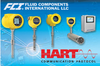 Fluid Components Intl. (FCI) - Thermal Mass Flow Meters w/HART Communication