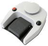 Linemaster Switch Corporation - Infrared Wireless Digital Footswitch - Single