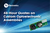 48-hour reply for custom optoelectronic assemblies-Image