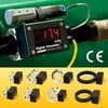 EXAIR Corporation - Expanded Sizes of Digital Flowmeter Available