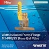 New Watts Series IPF Isolation Pump Flanges-Image