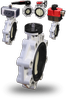FK Series Polypropylene Butterfly Valves-Image
