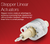 Portescap - Stepper Linear Actuators by Portescap