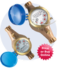 Assured Automation - Lead Free Bronze Water Meters : WM-LF Series