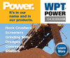 WPT products for Mining and Mill Operations-Image