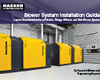 Kaeser Compressors, Inc. - Blower System Installation Guide E-book