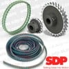 Stock Drive Products & Sterling Instrument - SDP/SI - Space Saving Posi-Drive Belts & Sprockets