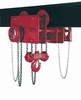 Columbus McKinnon Corporation Hoists & Rigging Products - Chester Zephyr Low Headroom Trolley Hoist
