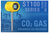 Fluid Components Intl. (FCI) - ST100 Series Thermal Mass Flow Meter Measures CO2