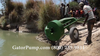 High Volume Water Pumps Respond to Global Drought.-Image