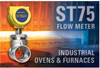 Fluid Components Intl. (FCI) - ST75 Mass Flow Meter for Precise Gas Line Control