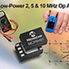 Microchip Technology, Inc. - Low-power, general-purpose operational amplifiers