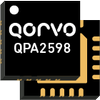 6 to 12 GHz 2.5 Watt GaN Driver Amplifier - QPA2598-Image