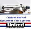 United Testing Systems, Inc. - Specialized Test Systems for Medical Equipment