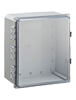 Integra Enclosures, Inc. - PolyCarbonate Enclosures Carry the 5VA rating