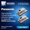 MEMS Sensors for Industrial/Auto Design at Mouser-Image