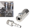 Stäubli Corporation - Quick Connect Couplings for the Steel Industry