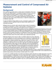 The Kahn Companies - Measurement and Control of Compressed Air Systems