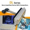ITT Cannon DL Series ZIF Connectors-Image