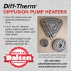 Dalton Electric Heating Co., Inc. - DIFF-THERM® Vacuum Diffusion Pump Heaters
