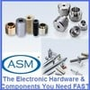 Accurate Screw Machine Corp. (ASM) - Available FAST-Posts, Spacers & Standoffs