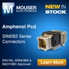 Mouser Carries Qualified ARINC 809 Connectors-Image
