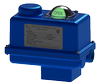 Indelac Controls, Inc. - Compact Electric Rotary Actuators - S Series