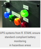 R. STAHL, Inc. - Modular UPS Solutions for Hazardous Areas