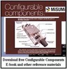 MISUMI USA - Free Ebook Download: Configurable Components