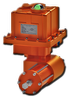 Indelac Controls, Inc. - Spring Return Electric Actuators - AS Series