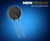 Mouser Electronics, Inc. - Ametherm's NTC Disc Thermistors Now in Stock