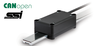 Hymark/Kentucky Gauge - Guided Absolute Linear Encoder with CANopen